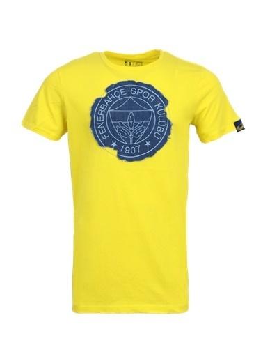 Fenerium Tişört Sarı